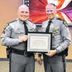 OSHP sergeant honored for actions in I-71 incident