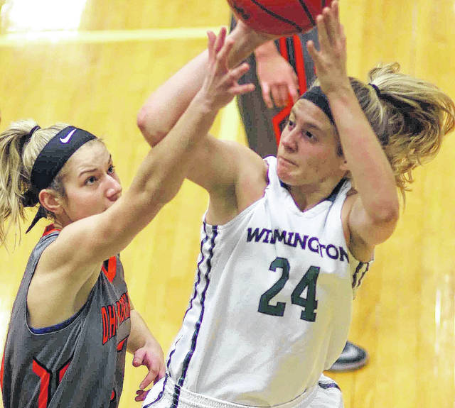 Mackenzie Campbell had a career-high 29 points - including two on the game-winning basket with four seconds to play - as Wilmington College defeated Heidelberg 70-68 Saturday afternoon in OAC women's basketball action.