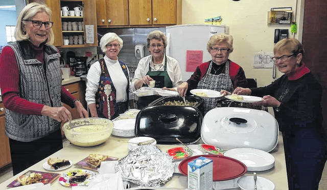 The Presbyterian Church of Wilmington on Timber Glen Drive was the site of last Saturday's Blanket Bunch Bazaar. The event included handcrafted originals as well as lunch featuring chicken and noodles.