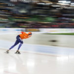 New mass start event spices up speedskating at Olympics