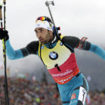 Fourcade seeks medals at Winter Games, plans to keep them