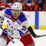 NHL: Injuries to key scorers thin out lines for Blue Jackets