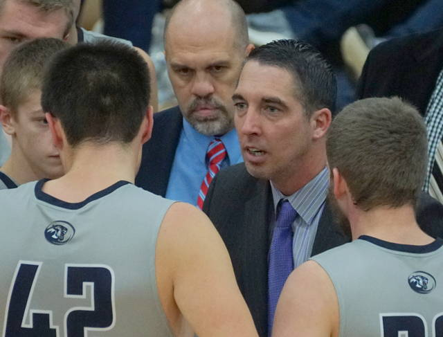 Head coach Adam Weber needed players not named Sipple and Stroud to step up in key moments Tuesday and several responded in a 66-63 Blanchester win.