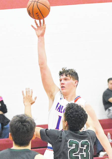Thomas Myers lifted Clinton-Massie to a 51-50 win over New Richmond Saturday night.