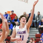 Free throws key to Falcons win 59-55
