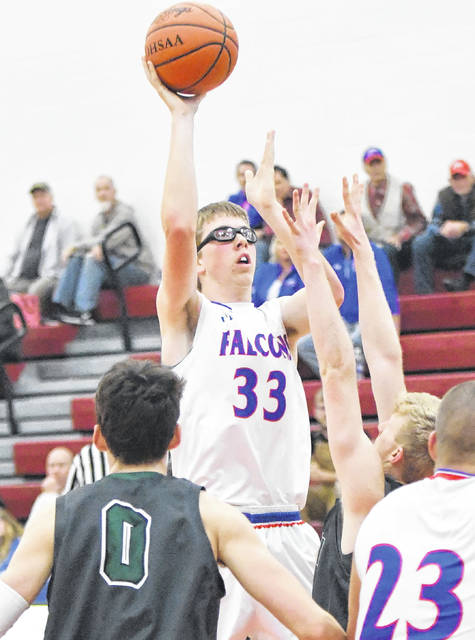 Drew Settlemyre had 12 points for Clinton-Massie in a 65-63 win over Goshen Friday night.