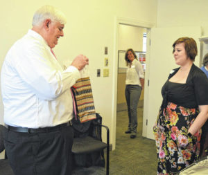 PNC Bank Manager Popp retires