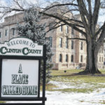 Officials explore digital signs and exterior Clinton County Courthouse lighting