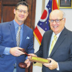 Patrick Haley named president of Clinton County commissioners