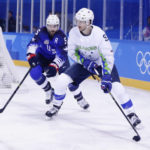 Slovenia comes back to stun US 3-2 in OT in Olympic opener