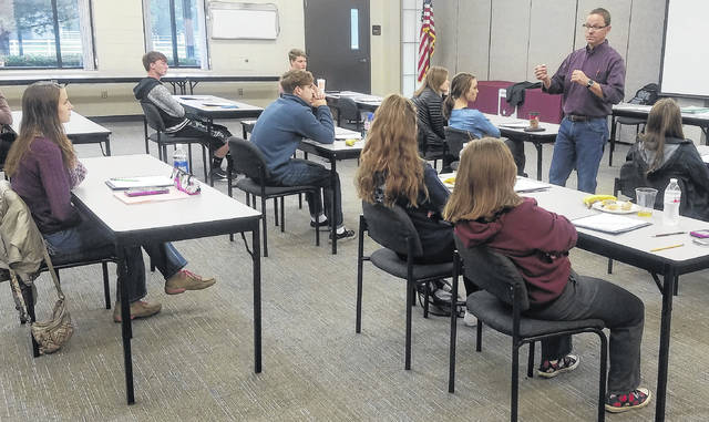 "Area students attend a past ""Attacking the ACT"" workshop to leverage their fullest potential on the ACT."