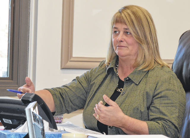 Twenty years is a long time, says Clinton County Commissioner Brenda K. Woods, indicating she was having second thoughts about the proposed length of a prospective loan to the Murphy Theatre.