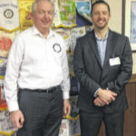 CMH COO speaks to Wilmington Rotary