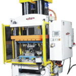 R&B Machining launches new line of all-electric presses