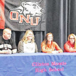 Mikhayla Carter to play soccer at ONU