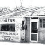 Helen Semler of Semlers Ice Cream shop in Wilmington turns 100