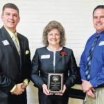 Clinton-Massie earns Auditor of State award
