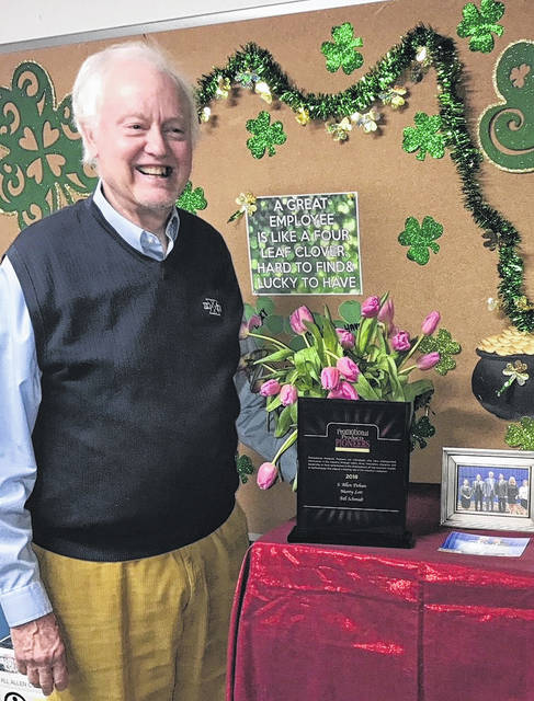The Allen Company's Allen Dohan earned recognition as a Promotional Products Pioneer.
