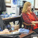 Clinton County Auditor Terry Habermehl offers to move operations from courthouse