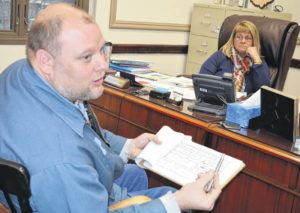 Clinton County commissioners sketch out steps for planned moves of departments