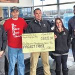 Wilmington Auto Center sells cars for a cause
