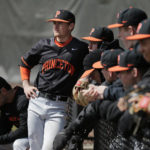 Jake hopes to become 4th generation of major league Boones