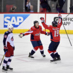 NHL Roundup: Backstrom scores in OT, Caps take 3-2 series lead