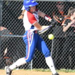 No. 4 Lady Falcons hold off Lady Hurricane 8-4