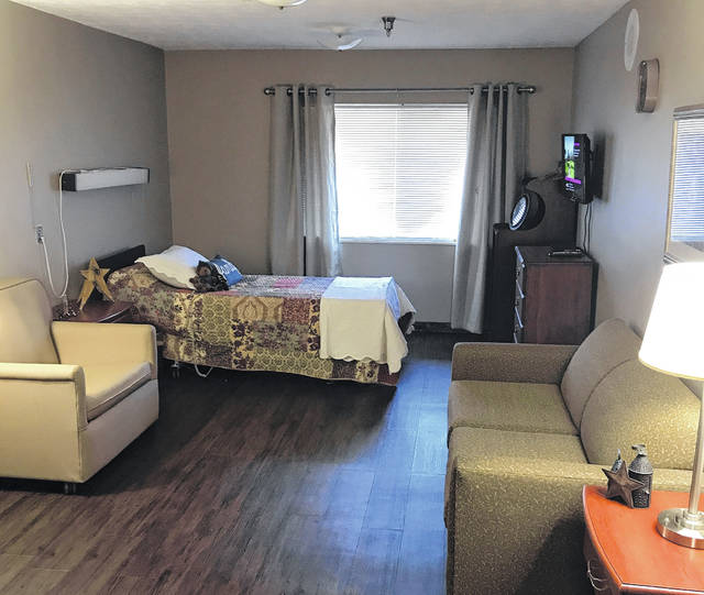 Continental Manor has added many features as well as upgrading many of its rooms, including new furniture.