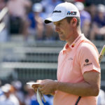 Rose shoots 66 to take 4-shot lead into Colonial finale
