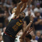 LeBron, back in Boston, for another Cavs farewell