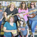 Rockin' and readin' this summer at library