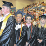 145th WHS commencement exercises