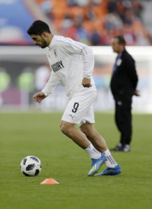 The Latest: Scans show hamstring injury for Russia's Dzagoev