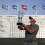 Koepka's golf legacy secured after 2nd straight Open win