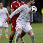 Diego Costa scores again, Spain beats Iran 1-0 at World Cup