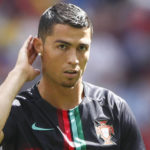 Goatee & goals turn this into Cristiano Ronaldo's World Cup