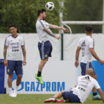 WORLD CUP: Messi dogged by Ronaldo, history as Argentina meets Croatia