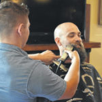 Close shaves for a good cause