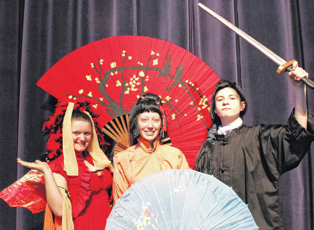 """Local talent and """"Disney's Mulan JR."""" will bring ancient China to life on Friday evening and in a Saturday matinee."""