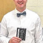 WHS grad Krause awarded scholarship honoring late veteran Harris