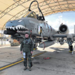 From Hurricane to Flying Tiger: WHS grad will pilot A-10 to Dayton Air Show