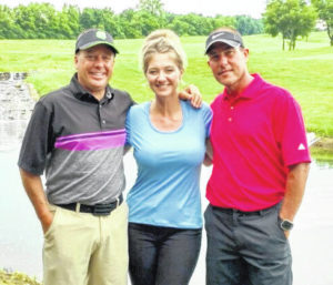 Peoples Bank team wins Sugartree Ministries golf outing