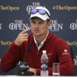 20 years after Birkdale, Rose seeks 1st British Open title