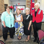 NSDAR George Clinton Chapter installs officers