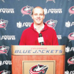 Dunn enjoying time with Blue Jackets