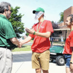 'One drop makes a ripple': Select WC freshmen take the Leadership Plunge