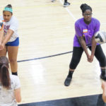 Lil 'Cane volleyball camp