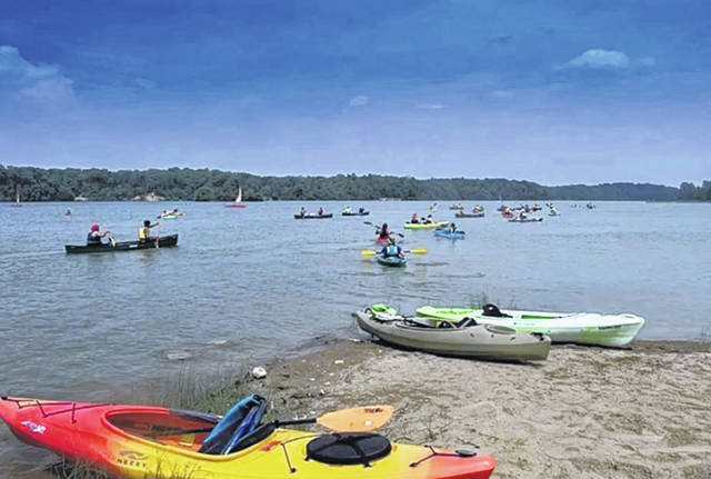 Many activities for all ages — including these from the 2017 fest — are once again featured at the 2018 Lake Fest and 50th birthday celebration at Cowan Lake.
