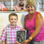 Outstanding market hog project awards presented